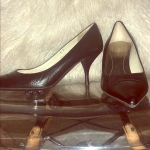 """Coach """"Amy"""" pointed toe pump heels"""
